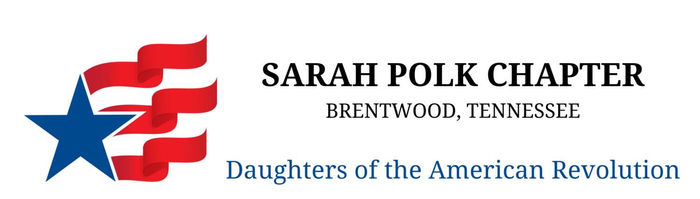 Sarah Polk Chapter DAR
