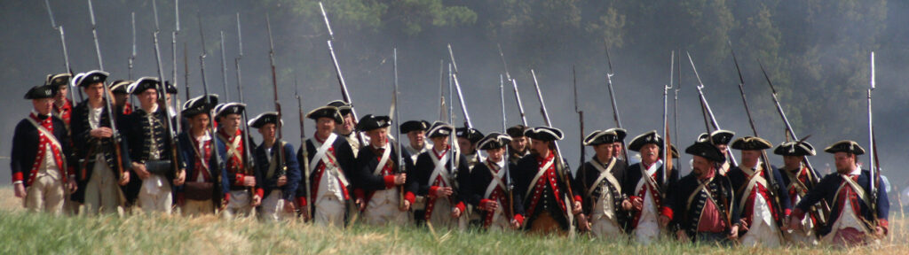 Revolutionary War Troops
